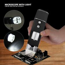 1000X WiFi 8LED HD USB Digital Microscope Magnifier for iPhone/Android