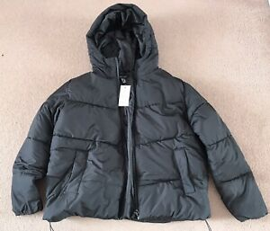Women's Black Coat Size S (8-10) - Brand New With Tags From New Look RRP £35.99