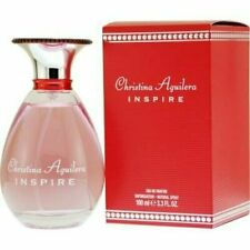 Christina Aguilera Inspire EDP Spray 100ml *SLIGHTLY DAMAGE*NEW - UN SEAL*