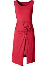 Damen Kleid, Shirtkleid,rot,Gr.40/42,Neu
