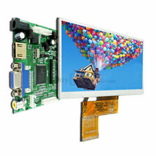 "5"" 5 inch TFT LCD Display w/HDMI,VGA,AV Video Driving Board for Raspberry PI"