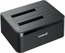 """Inateck Dock Disque durs USB 3.0 pour SATA 2,5/3,5"""" SSD/HDD UASP PC Ordinateur"""