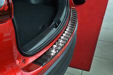 Ladekantenschutz für Mazda CX-5 KE GH 2012-14 & FL 2014- mit Abkantung Edelstahl