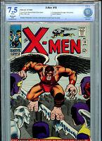 Uncanny X-Men #19 CBCS  7.5 VF- Silver Age Marvel Comics Amricons 1st Mimic