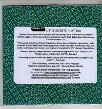 (CJ70) Passion Pit, Little Secrets - DJ CD