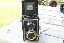 IKOFLEX  ZEISS IKON vintage film cameras MADE IN GERMANY