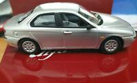 Alfa Romeo Alfa 156 Grigia - Scala 1:43 Die Cast - Solido Alfa Romeo