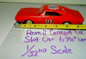 REVELL MONOGRAM 1/32 SLOT CAR General Lee Dukes of Hazzard
