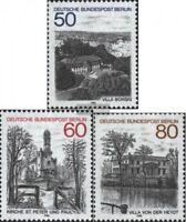 Berlin (West) 685-687 (kompl.Ausgabe) postfrisch 1982 Berlin-Ansichten