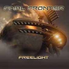 Final Frontier-freelight de Groove Top AOR CD!!!