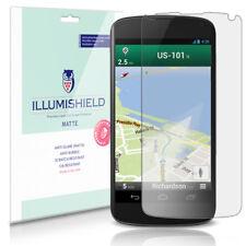 iLLumiShield Anti-Glare Matte Screen Protector 3x for LG Google Nexus 4 (E960)