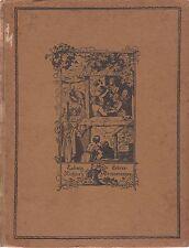 Ludwig Richter's Lebenserinnerungen (mit vielen Holzschnitten)   1921