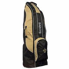 Brand New Team Golf Nfl New Orleans Saints Golf Bag Travel Cover 31881
