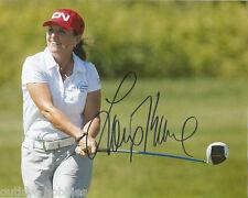 LPGA Lori Kane Autographed Signed 8x10 Photo COA