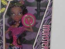 Retired Monster High Gloom Beach Clawdeen Wolf Doll~2010 new~NRFB~Hard to Find!!