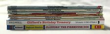 Lot of 10 Clifford Books Mixed Lot