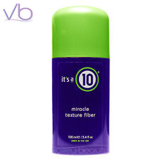 IT'S A 10 Miracle Texture Fiber 100ml, Defining Cream, Texturizer, Made In USA