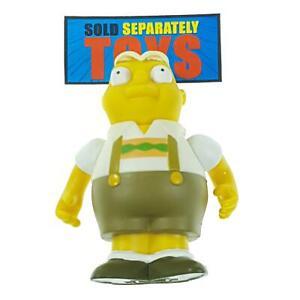The Simpsons UTER boy kid nerd Intelli tronic voice activation Series 8 figure