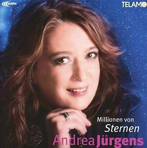ANDREA JÜRGENS - Millionen von Sternen    [CD]  NEU+VERSCHWEISST!