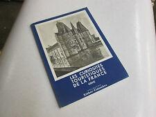 Les curiosités touristiques de la France .orne   ..