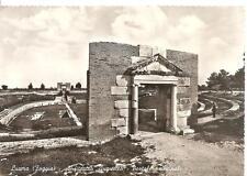 LUCERA ( Foggia )  -  Anfiteatro Augusteo - Portale principale