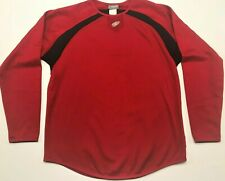 Detroit Red Wings Therma Base Mens M Sweatshirt NHL EXCLUSIVE CLUB COLLECTION