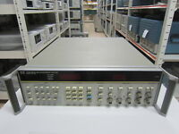 $ HP_3708A: Noise and Interference Test Set