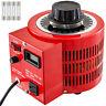 Variac Variable Transformer 1KVA LCD 0-130V AC Voltage Built-In Copper Coil 110V