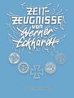 W. Eckhardt - Zeitzeugnisse - Westfront - Fallschirmjäger u Künstler - Signatur