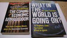 THE COMING ECONOMIC ARMAGEDDON; WHAT IN WORLD IS GOING ON Dr. David Jeremiah lot