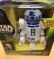 Star Wars The Power Of The Force Electronic Remote Control R2-D2 Kenner 1997