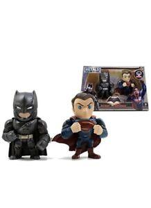 Batman v Superman Die Cast Action Figure Set / 2016 Jada Toys