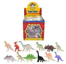 Henbrandt 12 X Mini Toy Farm Animal Figures Kids Toys for Party Bags - T65 147