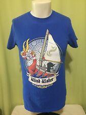 Legend of Zelda Wind Waker Men's Blue T Shirt Size Small
