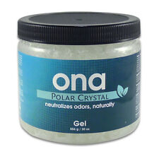 Ona Gel 1L Polar Crystal Tub - Professional Odour Control Neutralizer 1 Litre