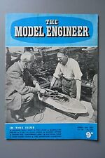 R&L Mag: The Model Engineer April 2nd 1953 Vol.108 No.2706