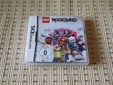 LEGO ROCKBAND Pour NINTENDO DS, DS Lite, DSi XL, 3 DS