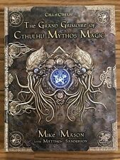 Call of Cthulhu: The Grand Grimoire of Cthulhu Mythos Magic Hardcover