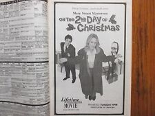 Dec. 7-1997 N Y Times TV Mag(MARY STUART MASTERSON/DANNY GLOVER/BUFFALO SOLDIERS
