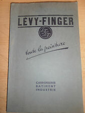catalogue de peinture carrosserie - bâtiment - industrie - avion ( ref 18 )