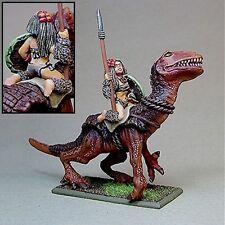 Shadowforge Miniatures Tribal Heavy Cavalry Warrior No 2