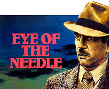 EYE OF THE NEEDLE (1981) DVD DRAMA SPIES WWII DONALD SUTHERLAND