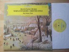 Christmas Songs Weihnachtslieder - Dietrich Fischer Jorg Demus LP 2530 219