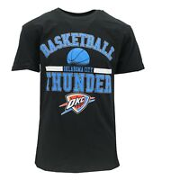Oklahoma City Thunder Official NBA Apparel Kids Youth Size T-Shirt New with Tags