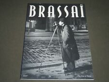 1993 BRASSAI THE EYE OF PARIS SOFTCOVER BOOK - FRENCH TEXT - I 1218
