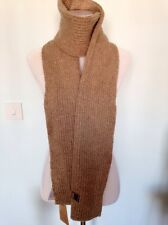 Timberland 70% Lambswood Scarf Brown