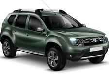 Barre Portatutto NERE G3  CLOP Dacia Duster Dal 2014 > Con Rails Larghi