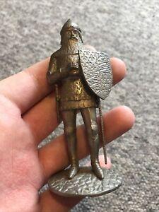 Chas.c . Stadden Pewter Military Figure
