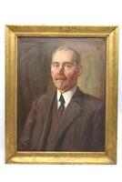 Gemälde Bildnis meines Vaters von Hans Härdtlein   M09B16203