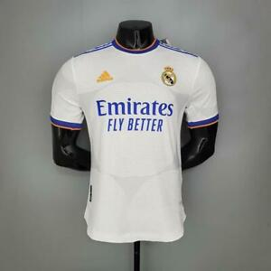 Newest 2021/22 Real Madrid FC Football Soccer Jersey For Men Adult S M L XL 2XL